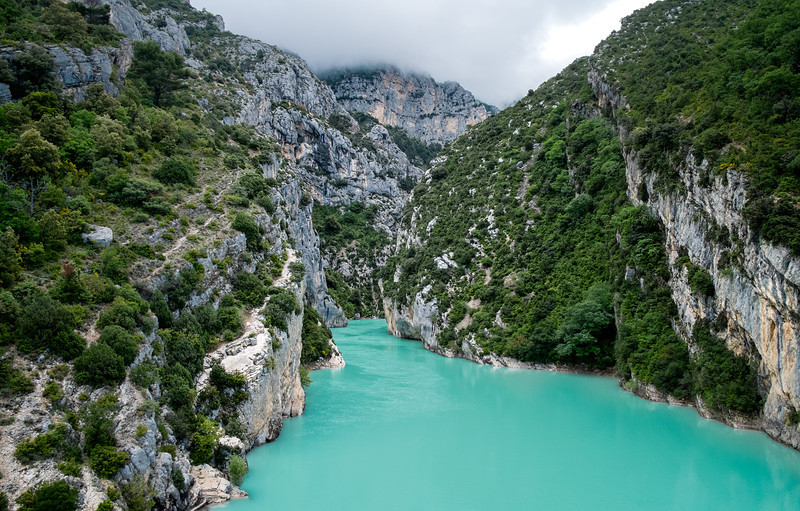 2013 Pic(k) of the week 23: Turquiose waters of the Gorges du Verdon