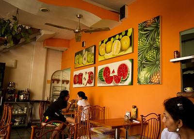 Mexican Restaurant, Puerto Vallarta, Mexico, 2011