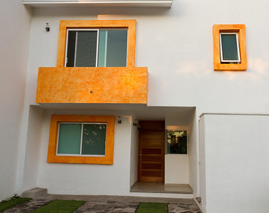 The square house, Puerto Vallarta, Mexico, 2011