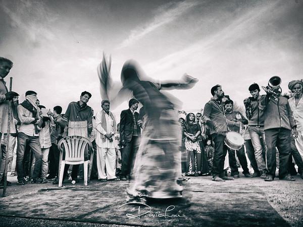 Spiritual dance