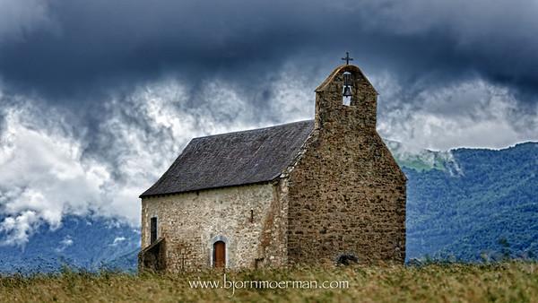 Chapel near Palasse