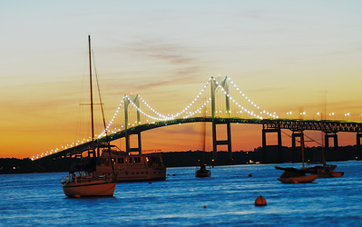 Newport Bridge - Newport RI