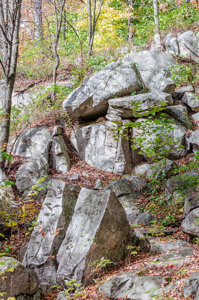 Rib Mountain Rock Pile