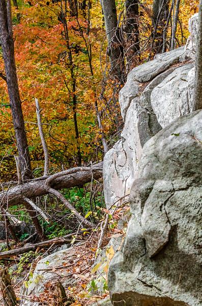 Rib Mountain Wisconsin Rocks