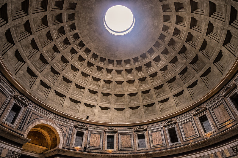 2013 Pic(k) of the week 27: Pantheon Rome