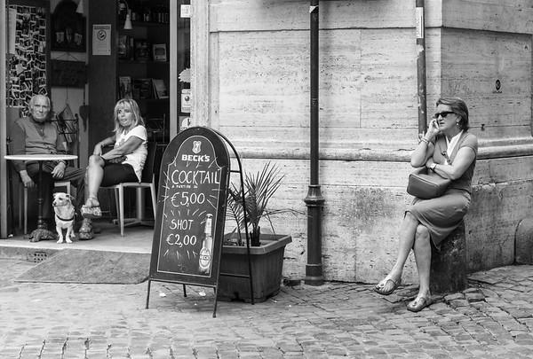 Wanna Cocktail? Rome, Italy