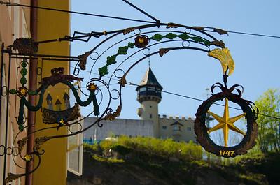 Guild Signs of Salzburg