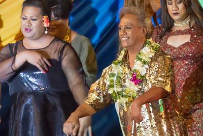 Fa'afafina from American Samoa