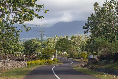 North Coast road