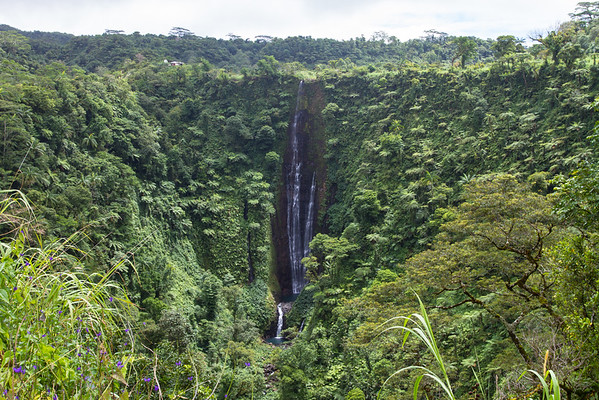 Papapapaita waterfall