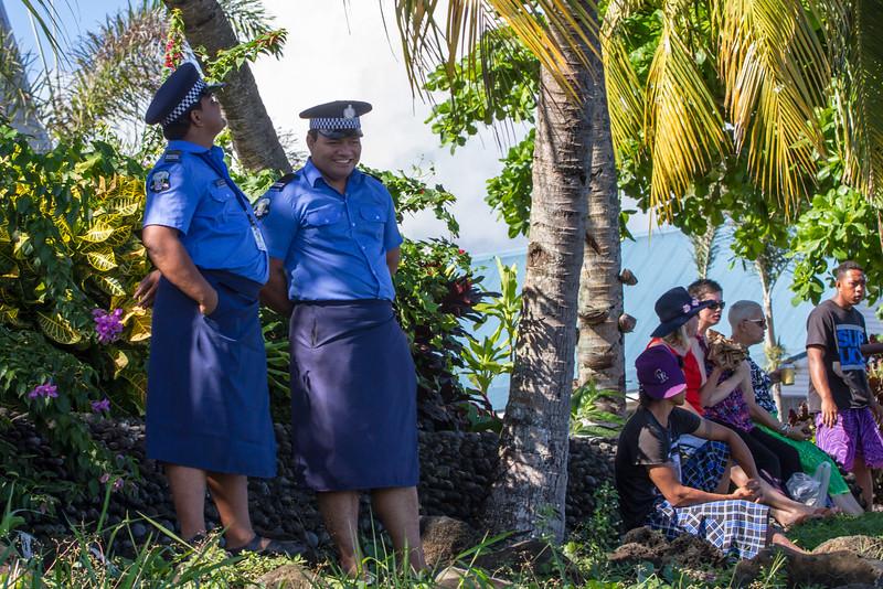 Local policemen