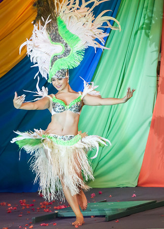 Fa'afafina Pageant 2016