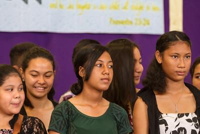 Girls chorus