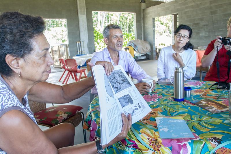 Suela Cook presents archeological publication