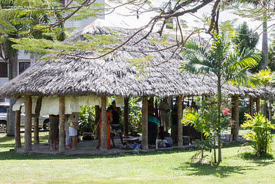Fale at Cultural Centre