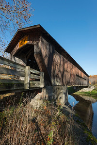 Benetka Road Covered Bridge