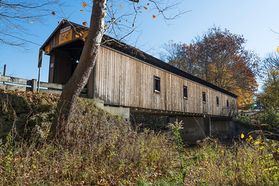 Olin Covered Bridge