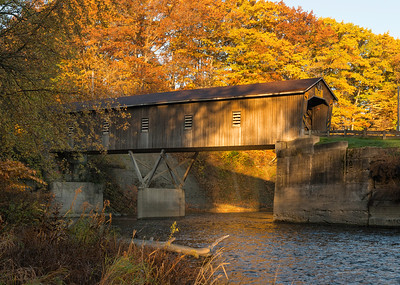 Creek Road Covered Bridge
