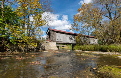 Mull Covered Bridge 1851