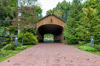 Charles Harding Memorial Covered Bridge 1998