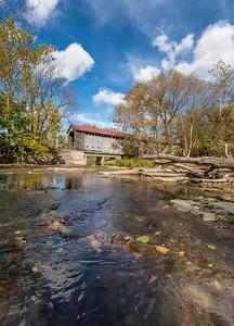 Mull Covered Bridge 1851