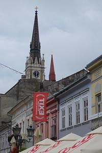 in Novi Sad, Serbia