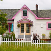 Pink & White House, Seward, Alaska