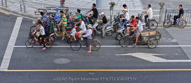 ready for a sprint? Shanghai, China