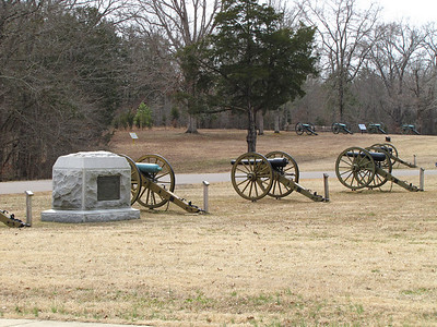 Shiloh National Military Battlefield, Tennessee (2)