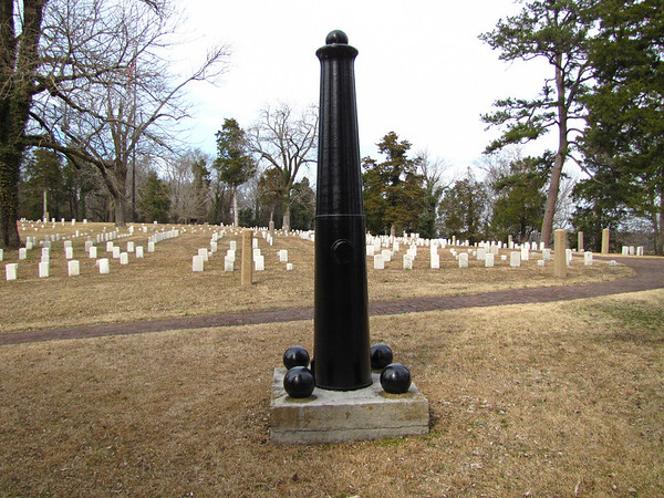 Shiloh National Military Battlefield, Tennessee (12)