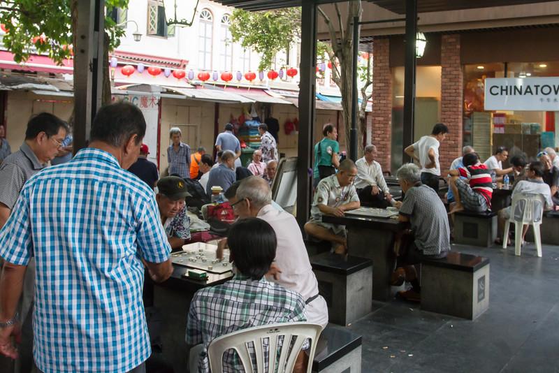 Popular gathering place.
