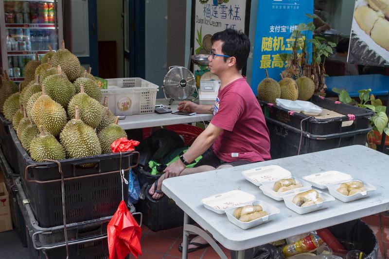 Durian sale