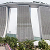 Marina Bay Sands towers