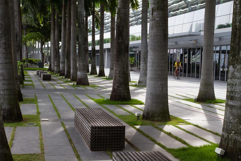 Promenade at Event plaza