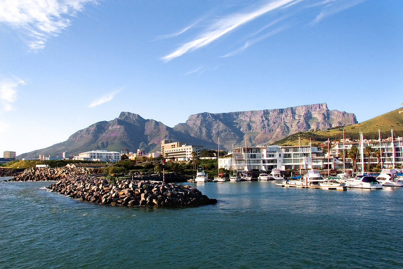 Table Mountain, Capetown SA