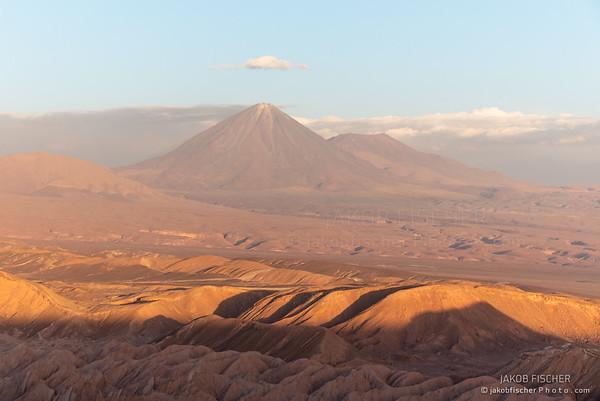 Mars Valley, Atacama desert, Chile