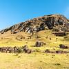 Rano Raraku - Moai statue quarry