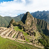 Machu Picchu, Peru<br /> UNESCO World Heritage Site