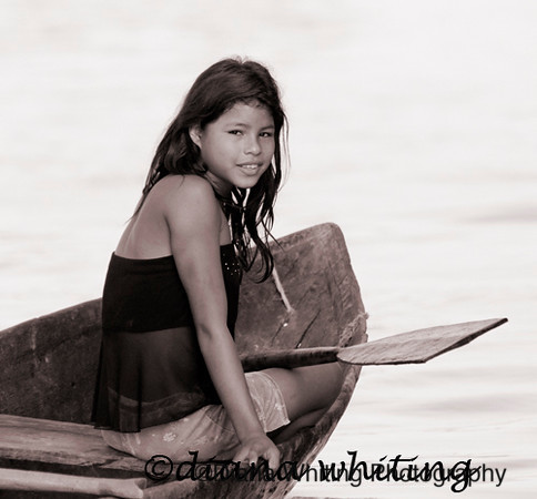 Orinoco Young Girl