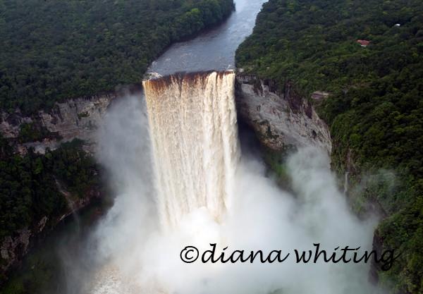 Kaieteur Falls Interior Guyana