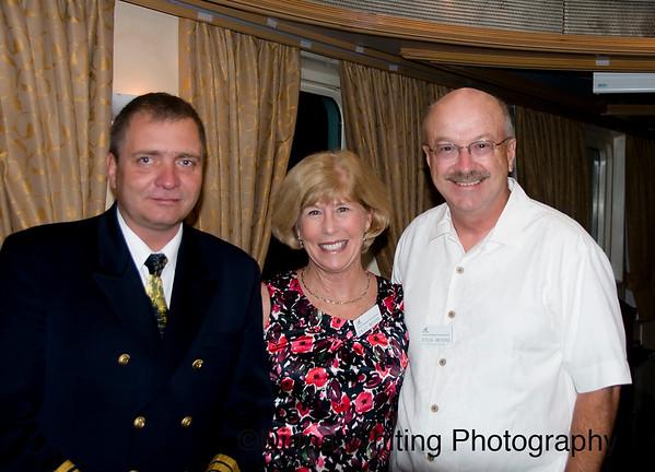 Steve Sally and Captain