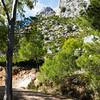 Hiking in the El Chorro area