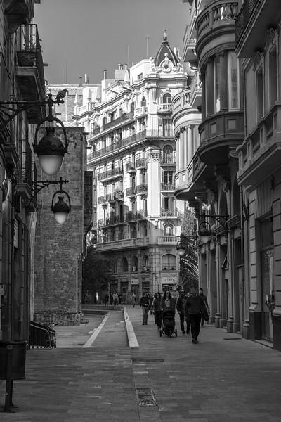 Barcelona El Gotic
