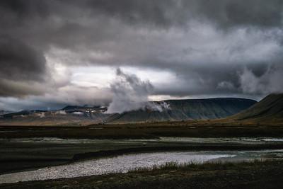 Spitzbergen - Adventsdalen