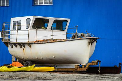 Spitzbergen - Barentsburg