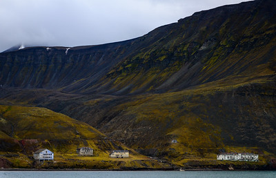 Spitzbergen - Grumant
