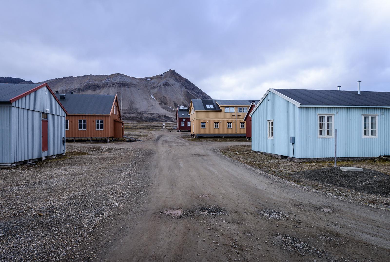 Spitzbergen - Ny Alesund