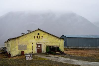 Spitzbergen - Pyramiden