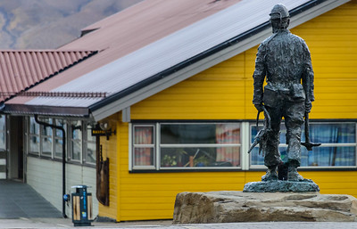 Spitzbergen - Longyearbyn