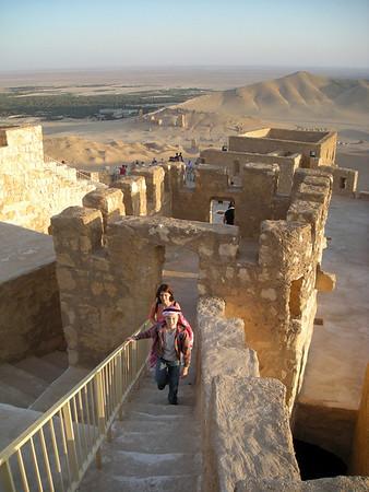 at Qala'at ibn Maan fortress